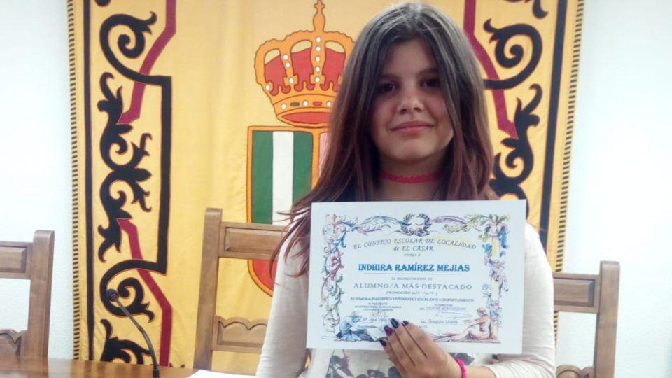 Indhira Ramírez Mejías